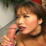 Asian blowjob movies with Fujiko