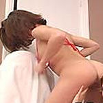 Amazing lesbian action in four vids