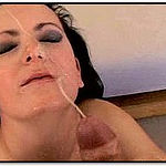 Hot euro slut suck and facial
