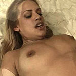 Blonde sits on your face