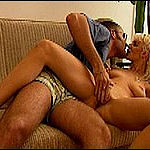 Desperate mature couple in naughty oral pleasure fun