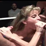 Porn star blowjob arena battle the UK vs USA