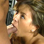 Hot asian takes fat cock in all her wet holes