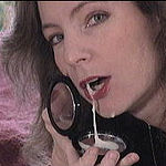 Creamiest housewife on the net shows her insatiable appetite for cum