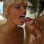 Hot blonde pornstar Anita Blonde