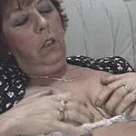 Horny granny in mad clit and pussy fetish