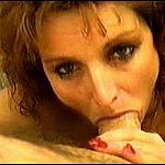 Naked mature babe enjoys giving hardcore oral pleasure