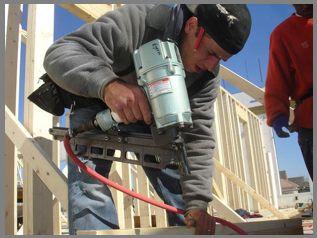 nail gun roofer